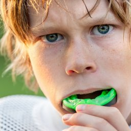 protecting your children's teeth in sports